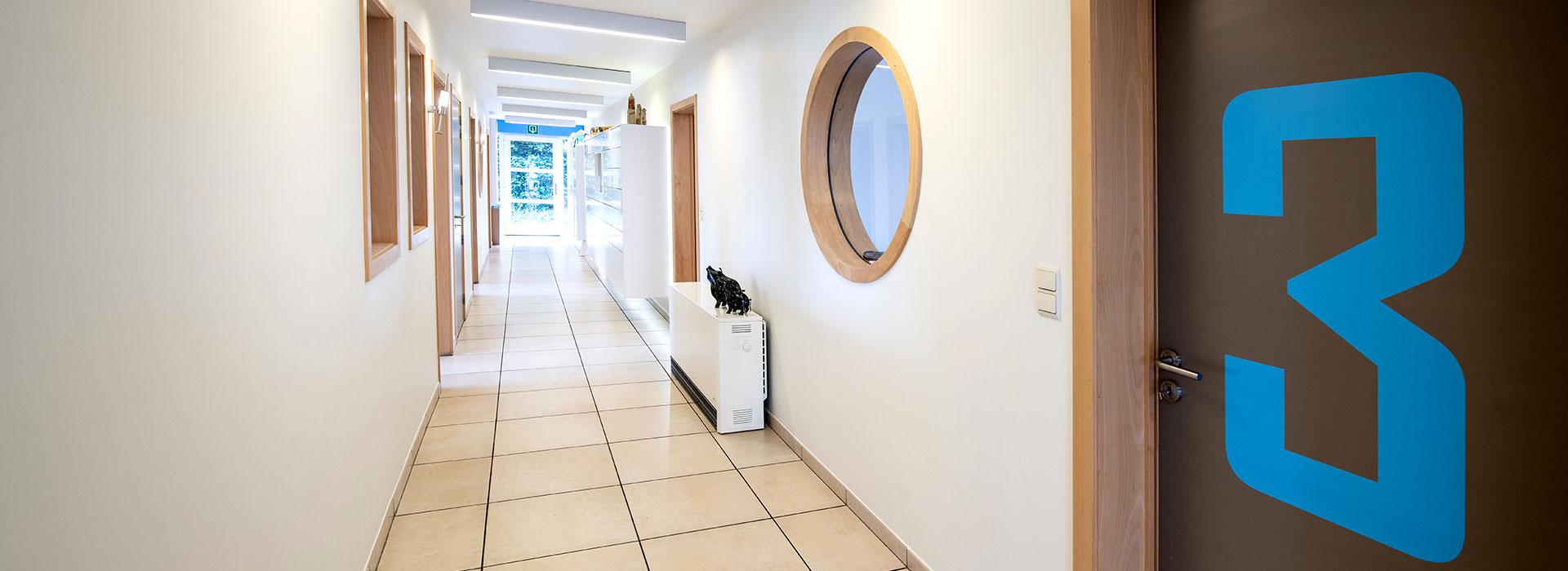 couloir centre veterinaire aubel